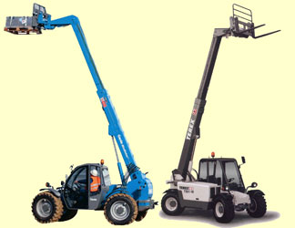 telehandler safety course